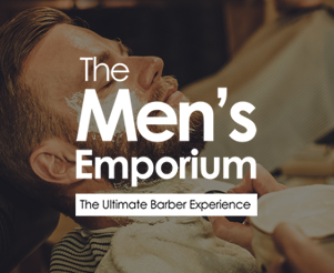 The Men's Emporium Hairdresser at Banks O' Dee Fitness Aberdeen